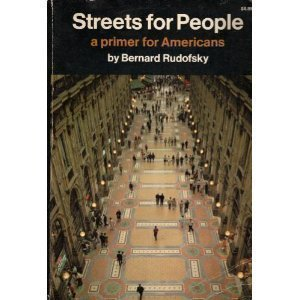 9780442278403: Streets for People: a Primer for Americans
