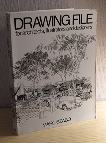 9780442278786: Drawing File for Architects, Illustrators, and Designers