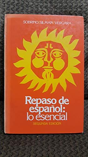 9780442279004: Repaso de español: Lo esencial (Spanish Edition)