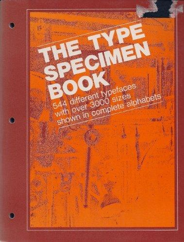 9780442279158: Type Specimen Book