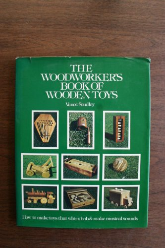 9780442279196: Woodworker's Book of Wooden Toys