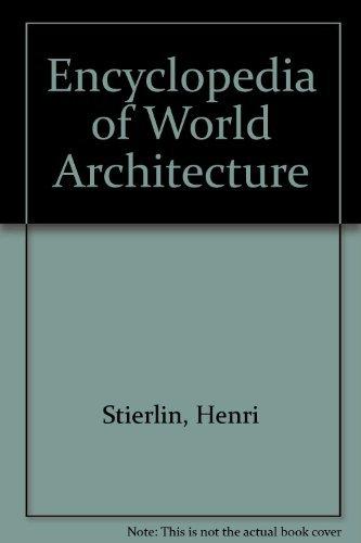 9780442279578: Encyclopedia of World Architecture