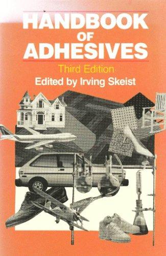 9780442280130: Handbook of Adhesives