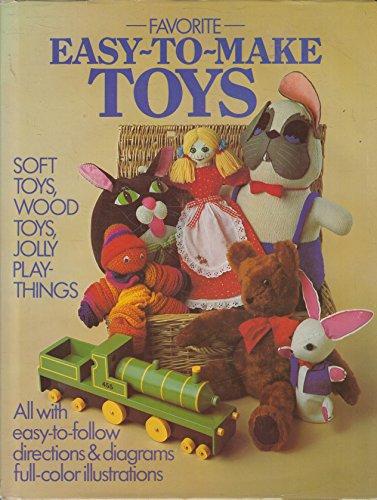 Favorite Easy to Make Toys