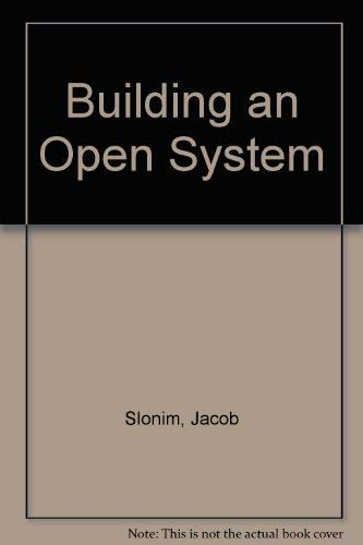 9780442280680: Building an open system
