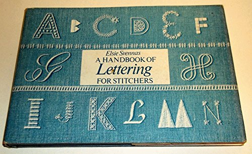 9780442280857: A handbook of lettering for stitchers