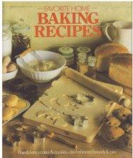 9780442280925: Favorite Home Baking Recipes