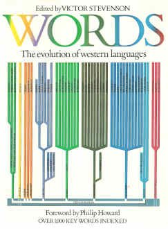 9780442281786: Words, the evolution of Western languages