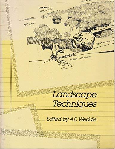 9780442281892: Landscape Techniques