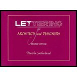 9780442282141: Lettering for Architects and Designers