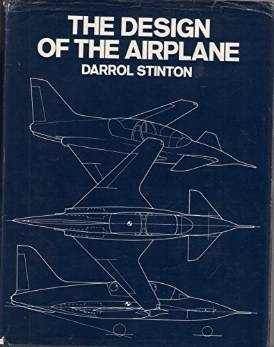 9780442282493: The design of the aeroplane: Which describes common-sense mechanics of design as they affect the flying qualities of aeroplanes needing only one pilot