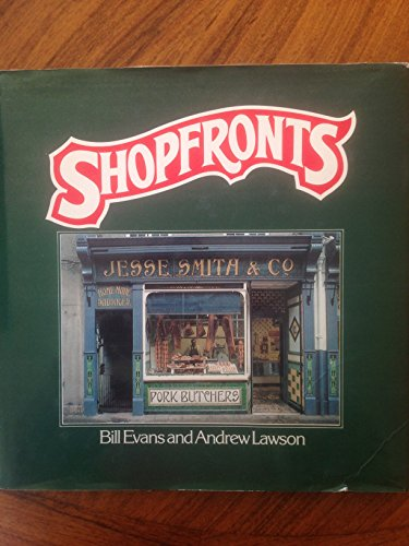 SHOPFRONTS.: Evans, Bill; Andrew Lawson