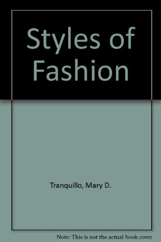 9780442283056: Styles of Fashion