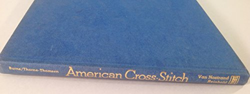 9780442285142: American Cross-Stitch