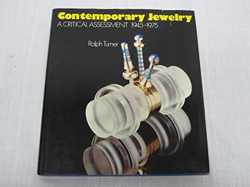 9780442286392: Contemporary jewelry: A critical assessment 1945-75