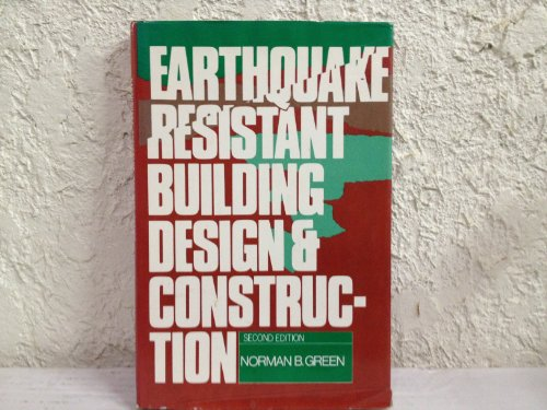 9780442287993: Earthquake resistant building design and construction