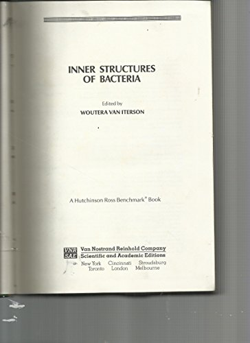 Inner Structures Bacteria (Benchmark papers in microbiology): Vaniterson