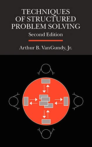 9780442288471: Techniques of Structured Problem Solving (General Business & Business Ed.)