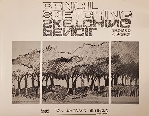 9780442291778: Pencil Sketching