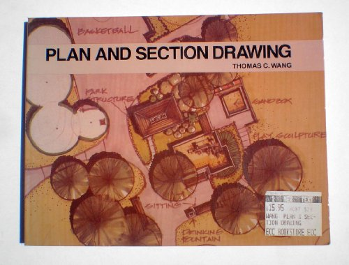 9780442291785: Plan and Section Drawing
