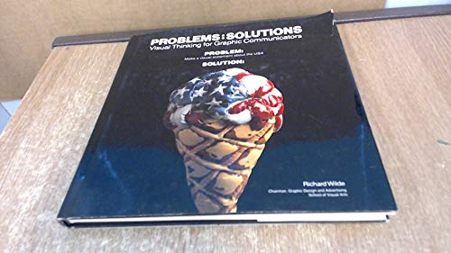 9780442291822: Problems: Solutions : Visual Thinking for Graphic Communicators