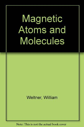 9780442292065: Magnetic Atoms and Molecules