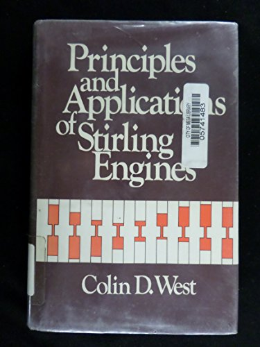 9780442292737: Principles and Applications Of Stirling Engines