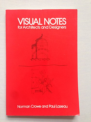 9780442293345: Visual Notes for Architects and Designers