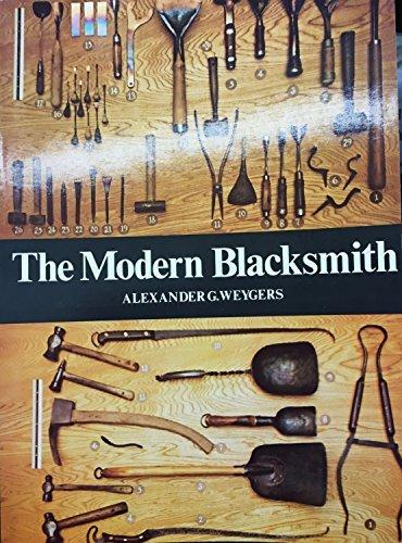 9780442293628: The Modern Blacksmith