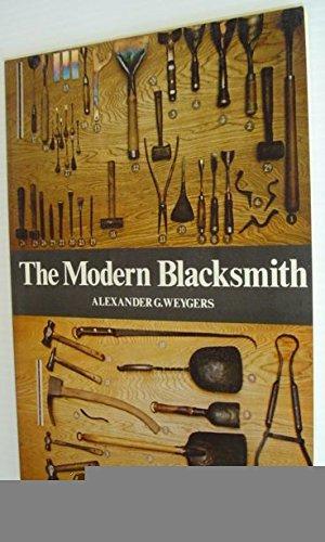 9780442293635: The Modern Blacksmith