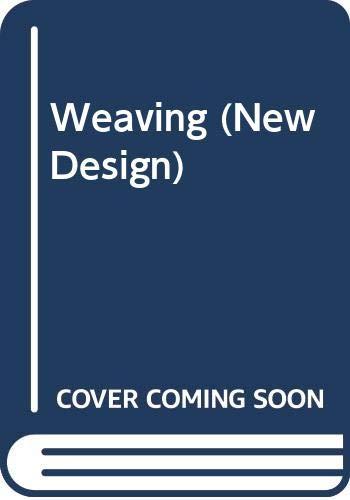 9780442294663: New Design in Weaving