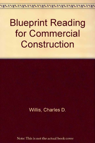 9780442294892: Blueprint Reading for Commercial Construction