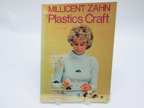 BOOK OF PLASTICS CRAFT: ZAHN,MILLICENT