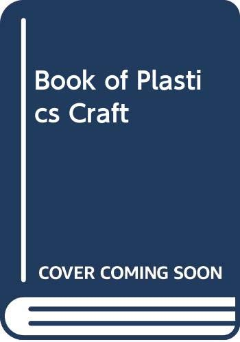 9780442295837: Millicent Zahn Book of Plastics Craft