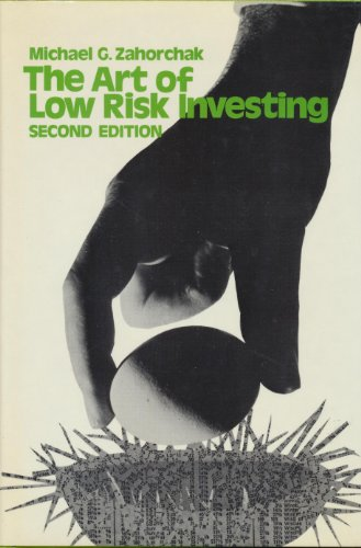 9780442295936: Art of Low Risk Investing