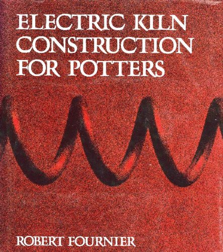 9780442301347: Electric kiln construction for potters