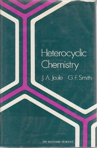 9780442302115: Heterocyclic Chemistry