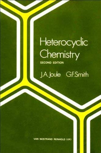 9780442302122: Heterocyclic Chemistry