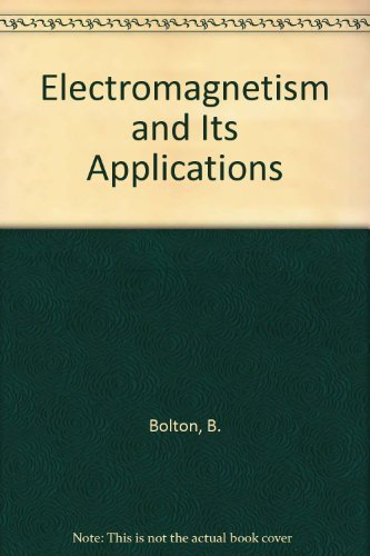 9780442302443: Electromagnetism and Its Applications