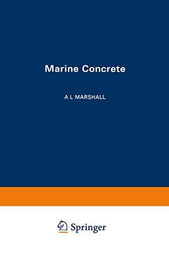 9780442302979: Marine Concrete