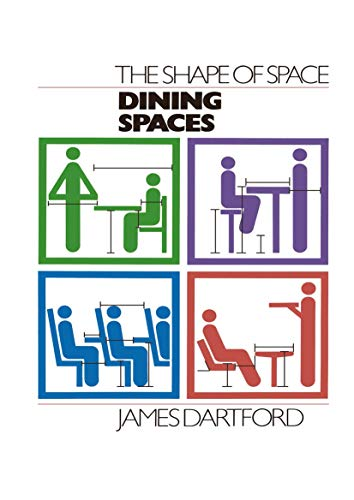 9780442303006: The Shape of Space: Dining Spaces