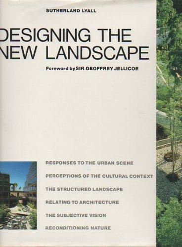 9780442303549: Designing the New Landscape