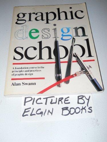 9780442304232: Graphic Design School
