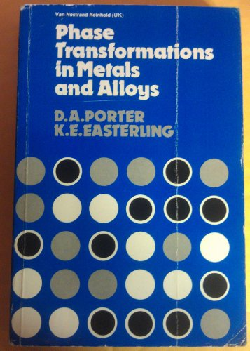9780442304409: Phase Transformation in Metals and Alloys