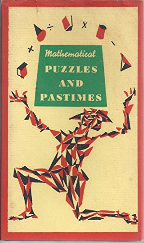 9780442305307: Mathematical Puzzles and Pastimes