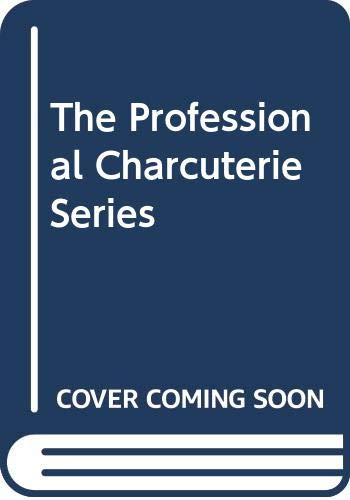 9780442305390: The Professional Charcuterie Series