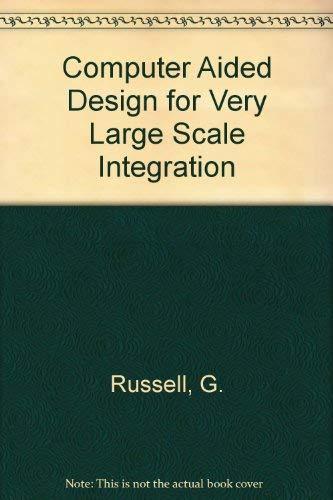 9780442306182: CAD for Vlsi