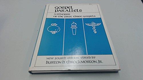 9780442306830: Gospel Parallels