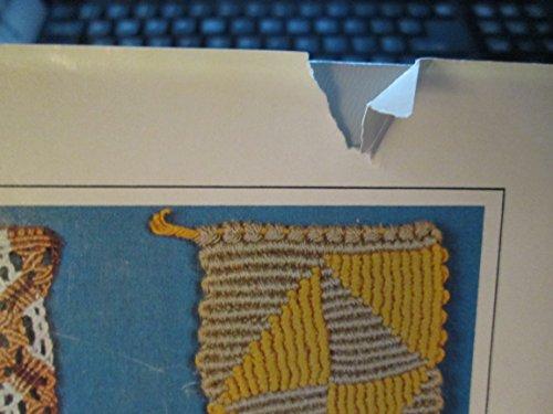 9780442311865: Macrame: The Art of Creative Knotting [Hardcover] by Harvey, Virginia I.