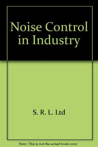 9780442313418: Noise Control in Industry